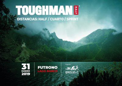 Tougman Half Futrono 2019