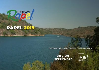 TRIATLÓN INTERNACIONAL DE RAPEL 2019