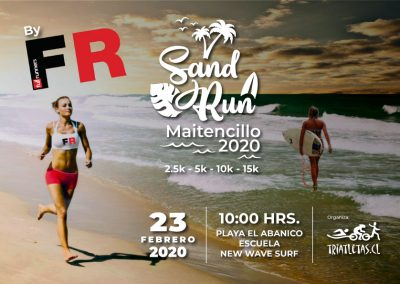 Sand Run | Maitencillo 2020