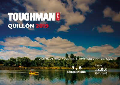 TOUGHMAN HALF SERIES QUILLON 2019
