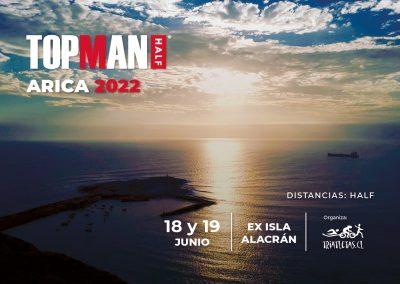 Topman Half Series Arica 2022