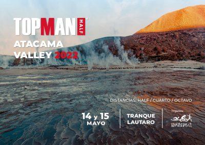 Topman Half Series  Atacama Valley 2022