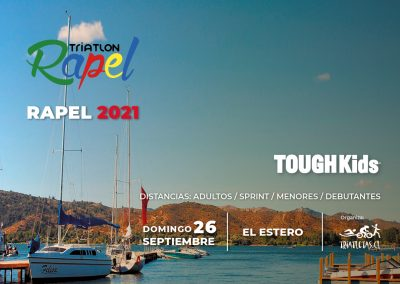Triatlón Internacional de Rapel 2021