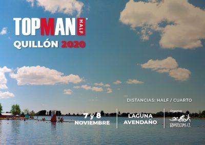TOPMAN HALF SERIES QUILLON 2020