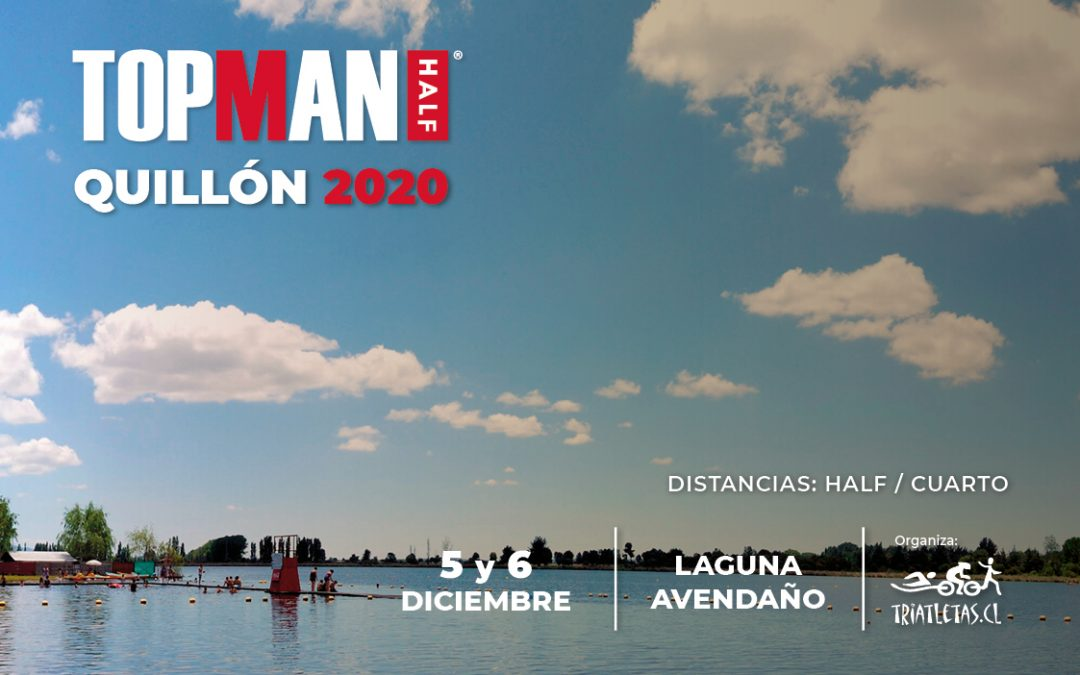 TRIATLON  QUILLON TOPMAN HALF SERIES 2020