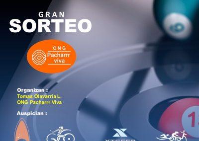 Gran Sorteo | ONG PACHARRR VIVA