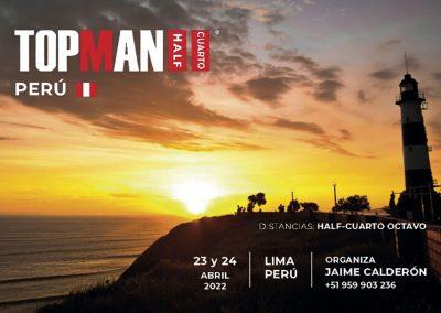 Topman Lima 2022