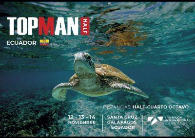 Topman Galápagos 2021