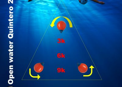 SEA MAN OPEN WATER  Loncura  2021
