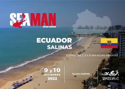 SEAMAN Salinas Ecuador 2022