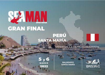 SEAMAN Santa María PERÚ 2022